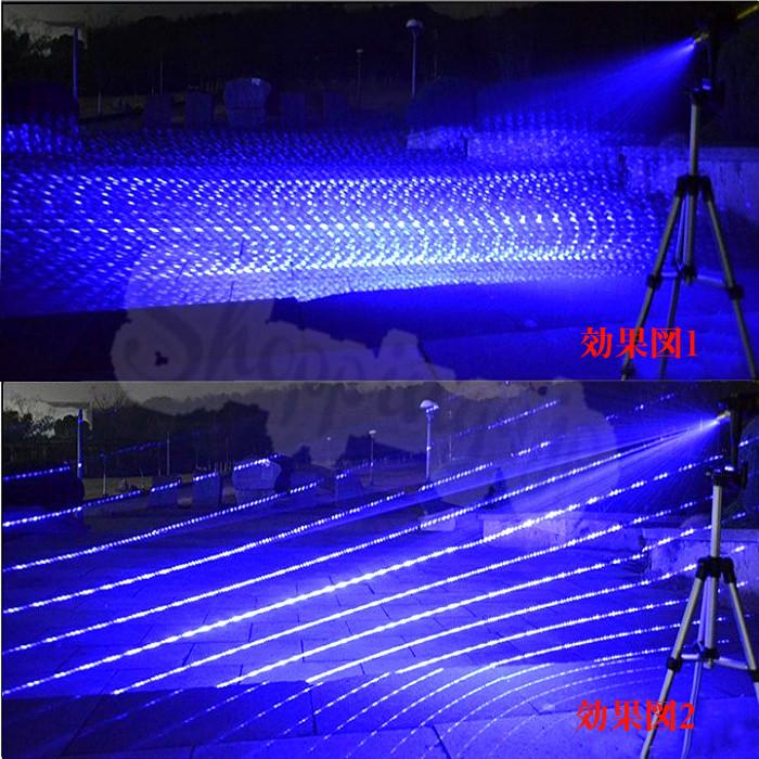 超高出力2000mw超強力青色レーザーポインター